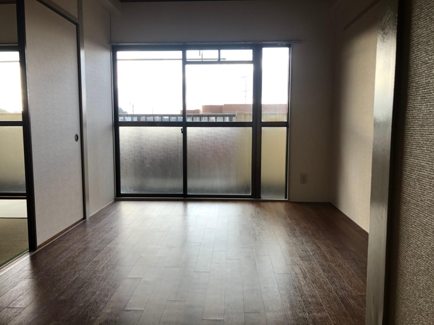 ◆6帖 洋室◆(居間)