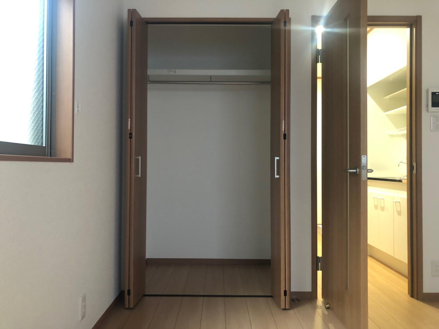 収納スペース(内装)