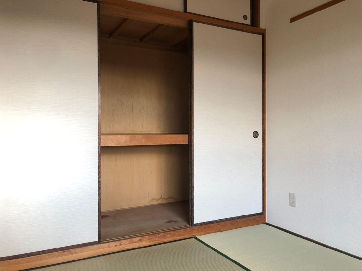 ◆6帖 和室 収納◆(居間)