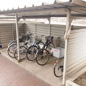 ◆共有部分 駐輪場◆